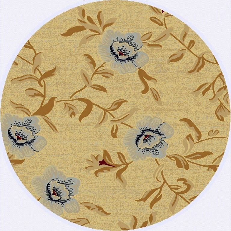 Dynamic Rugs Renaissance Cream Area Rug
