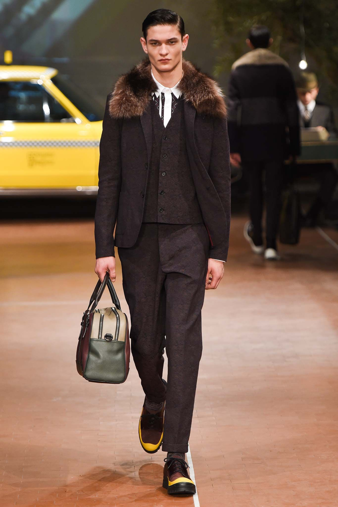 Antonio Marras Fall 2015 Menswear - Collection - Gallery - Style.com