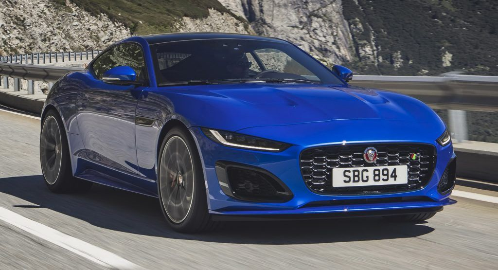 Jaguars Facelifted F Type To Make North American Debut At Chicago Auto Show Jaguar Land Rover Will Have A Range O Jaguar F Type New Jaguar F Type New Jaguar