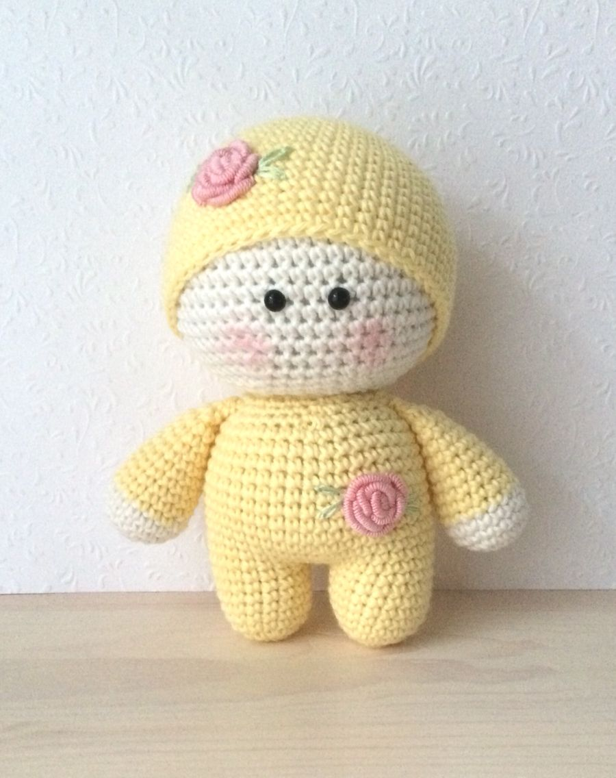 Pin de Faden.Design. Christine Ober en crocheting - people, dolls ...