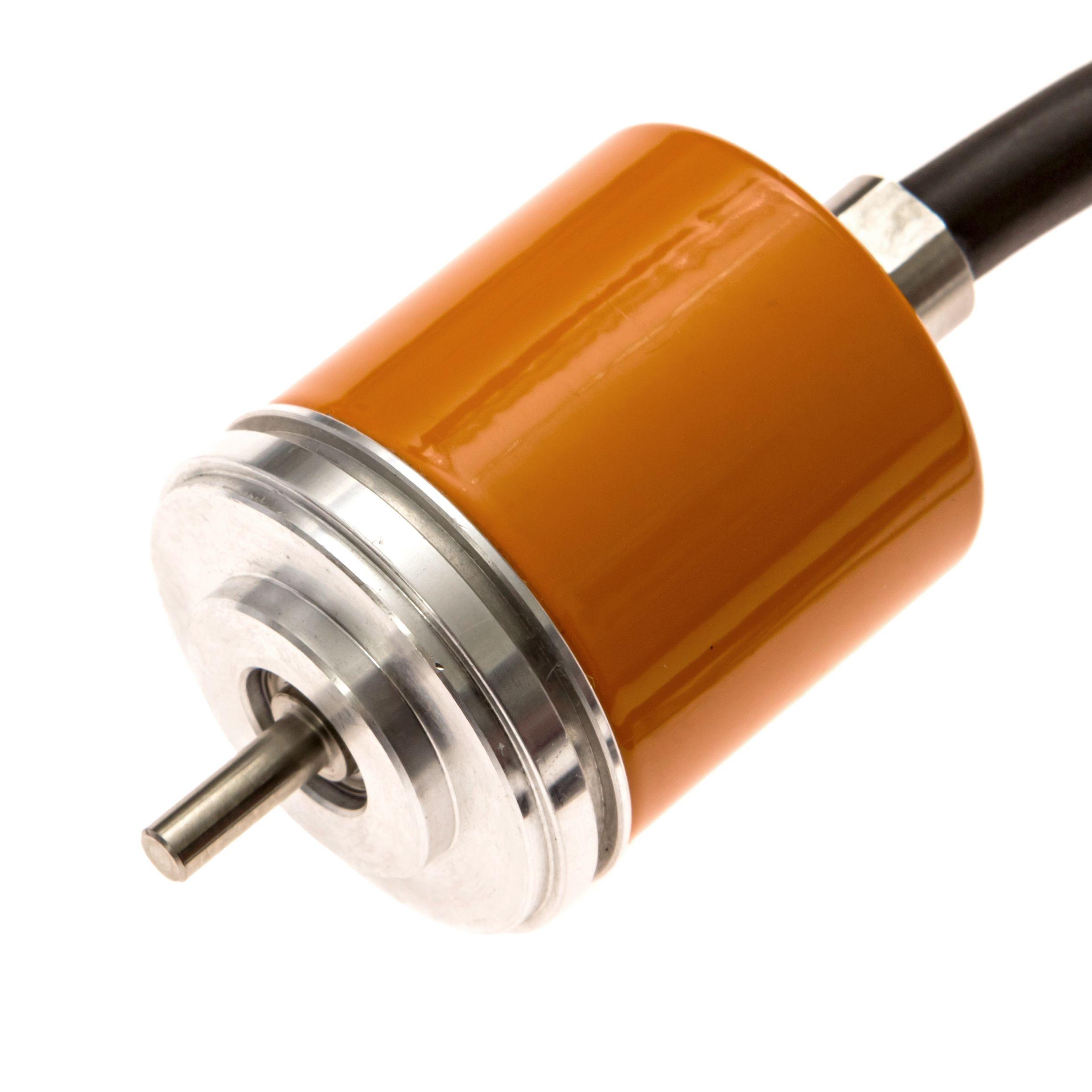Replace a NEMA 11 Resolver with a digital Encoder | NEMA 11