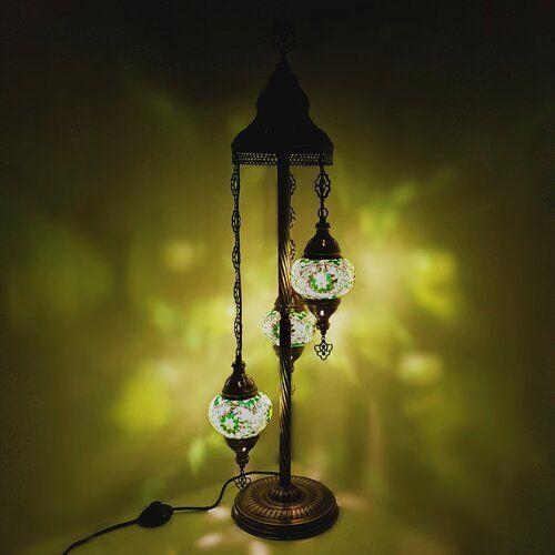 Latitude Vive Zerangue 100cm Floor Lamp | Floor lamp