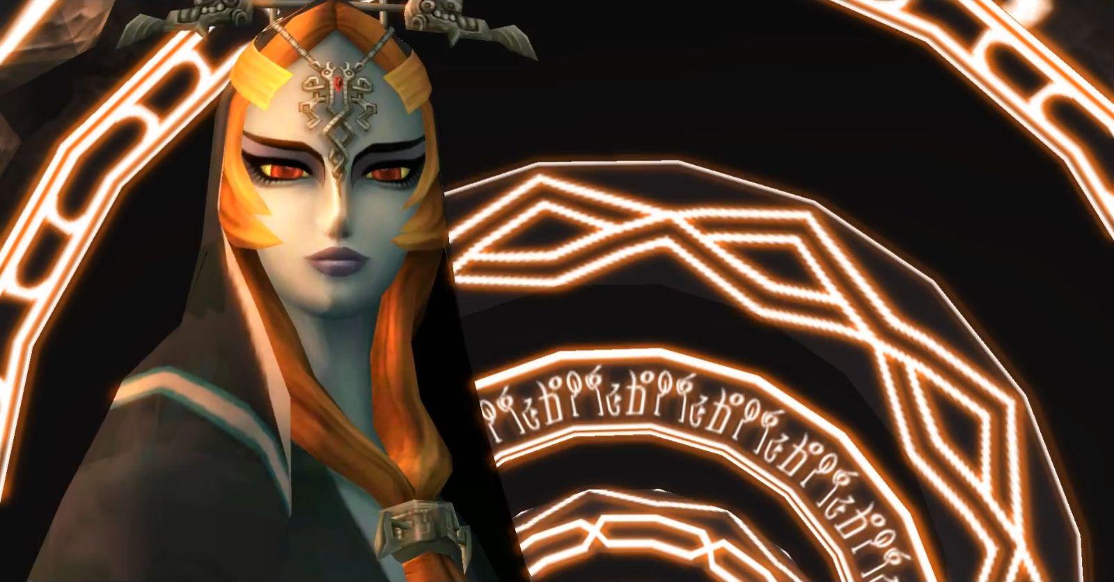 Screenshot of Midna's true form | Zelda | Pinterest