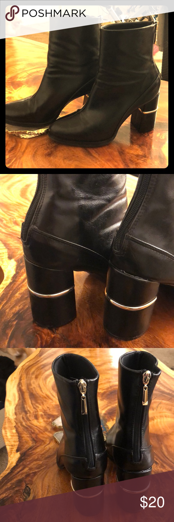 Black booties Make a statement in the subtlest of ways with these black boots with gold bling. Perfect for skinny jeans and mini skirts for the fall season! Forever 21 Shoes Ankle Boots & Booties #skinnyjeansandankleboots Black booties Make a statement in the subtlest of ways with these black boots with gold bling. Perfect for skinny jeans and mini skirts for the fall season! Forever 21 Shoes Ankle Boots & Booties #skinnyjeansandankleboots Black booties Make a statement in the subtlest of ways w #skinnyjeansandankleboots