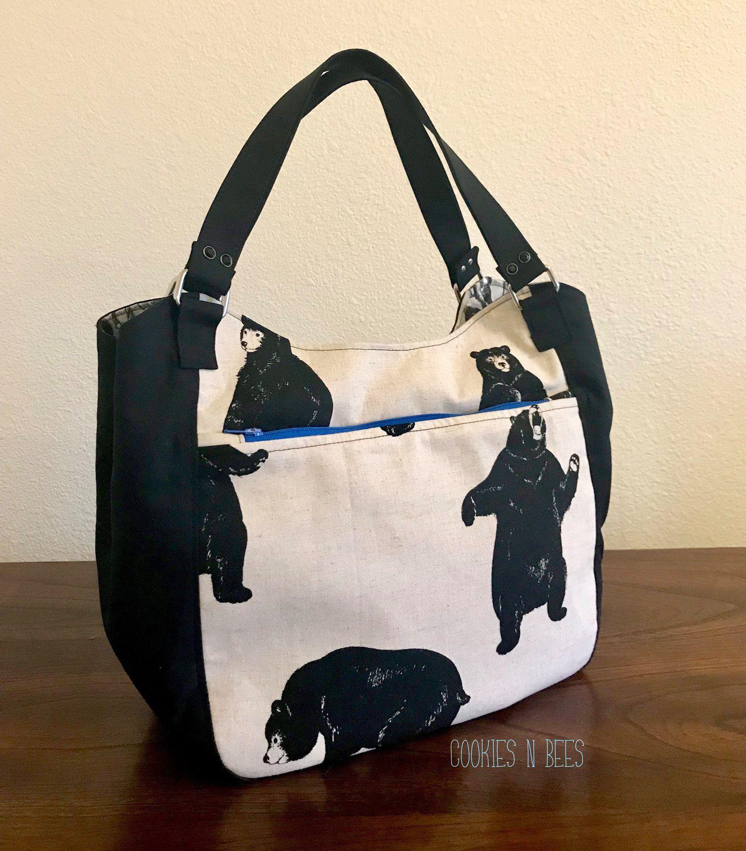Celine Zip Top Tote Bags