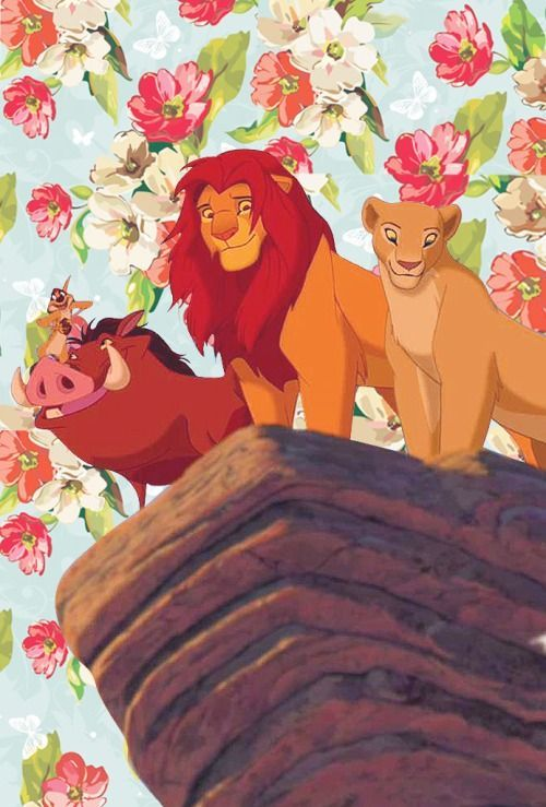 Nala Simba Timon Et Pumba Iphone BackgroundsIphone WallpapersWallpaper