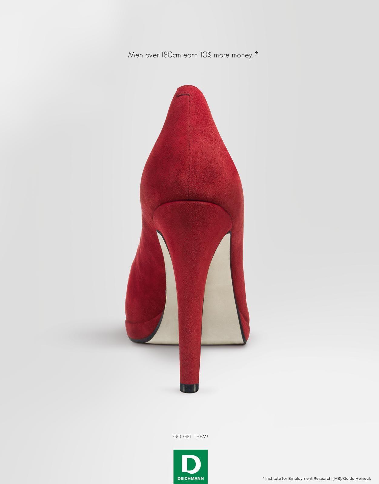 1eee7695399 Deichmann: Facts | Ads | Louboutin shoes, Heels, High heels