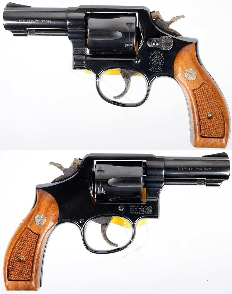 Smith & Wesson S&W model 13-4 .357 Magnum 3 inch barrel .357 Magnum ...