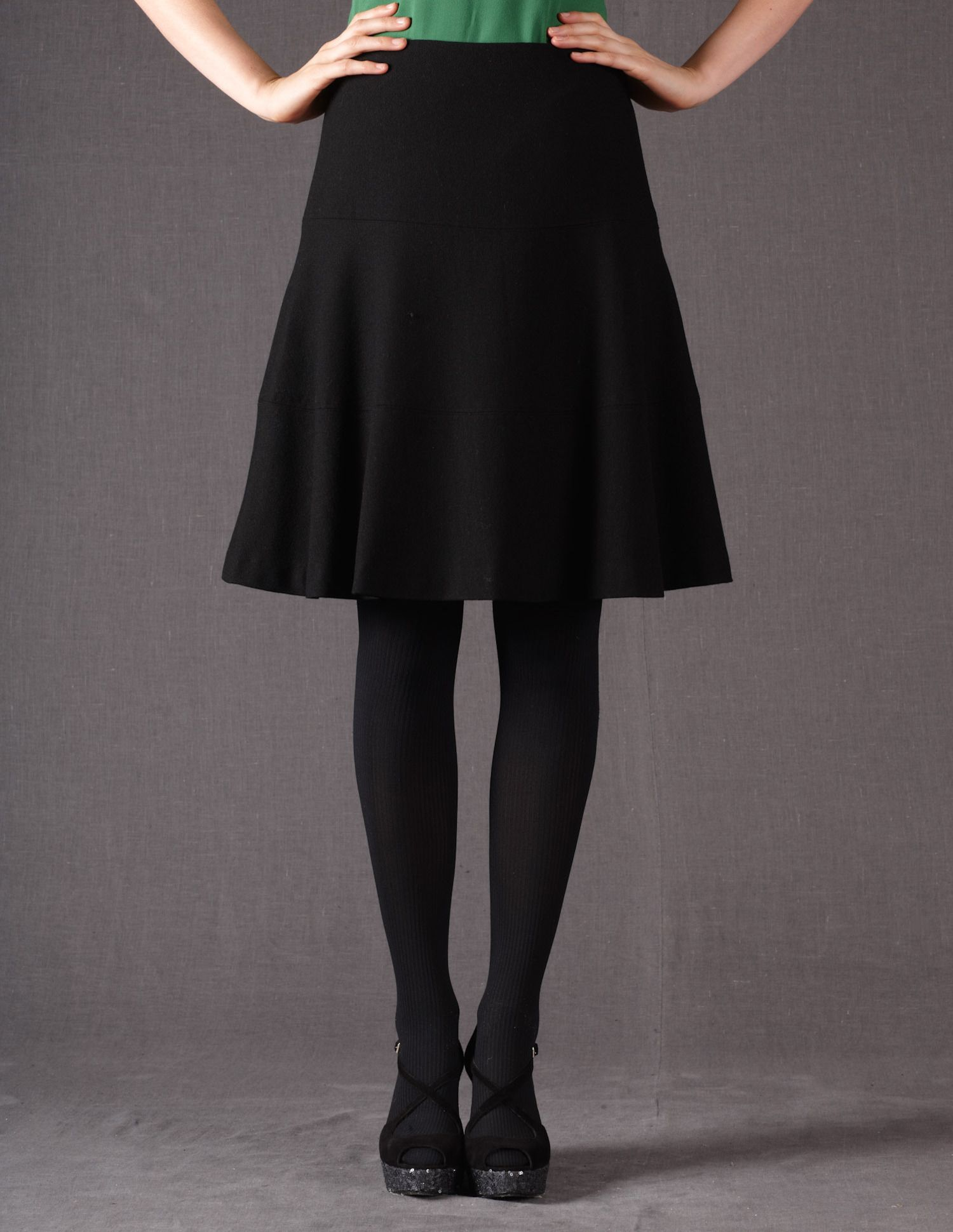 6af1af2e3288e The Styling Up stylists recommend: Boden: Wool Skater Skirt | My Style
