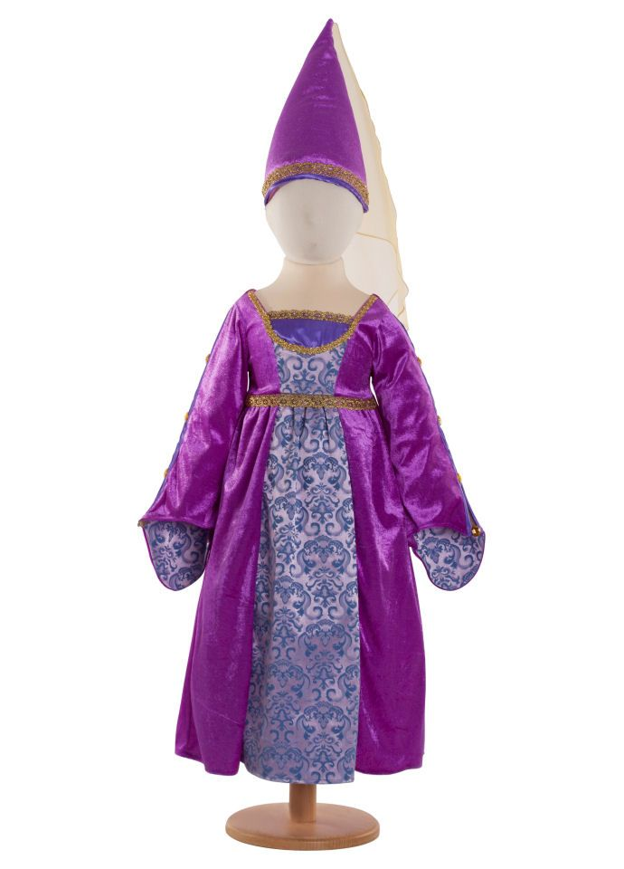 Renaissance Princess Childrens Costume by Travis Dress Up By Design