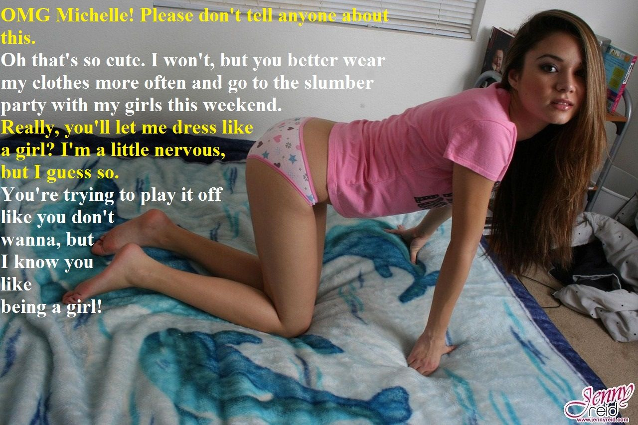 Sissy Captions And More Photo
