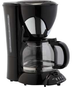 Cookworks Xq668t Filter Coffee Maker Black Coffee Maker