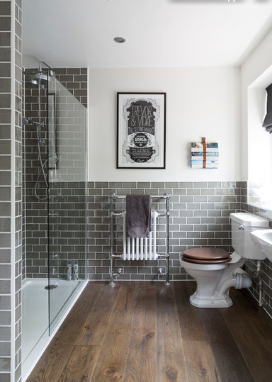 Have Always Liked The Tiles Floor Colour Scheme On This Bathroom Would Want More Modern Toilet Etc Bathroom Inspiration Bathrooms Remodel Bathroom Makeover