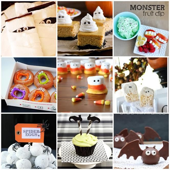 Halloween Food Fun Halloween foods, Rounding and Food - cheap halloween food ideas