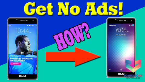 Ads on android's lock screen and home screen, annoying and