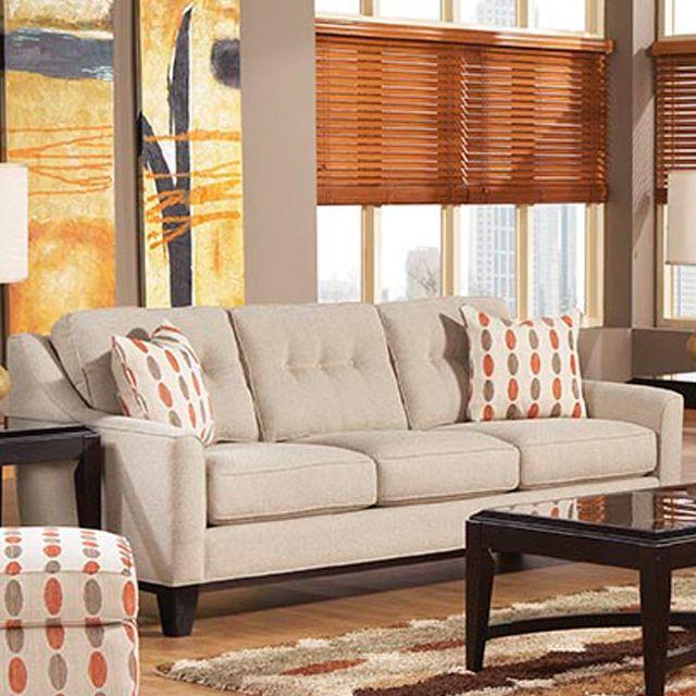 Crysall Living Room Sofa - Bernie And Phyls