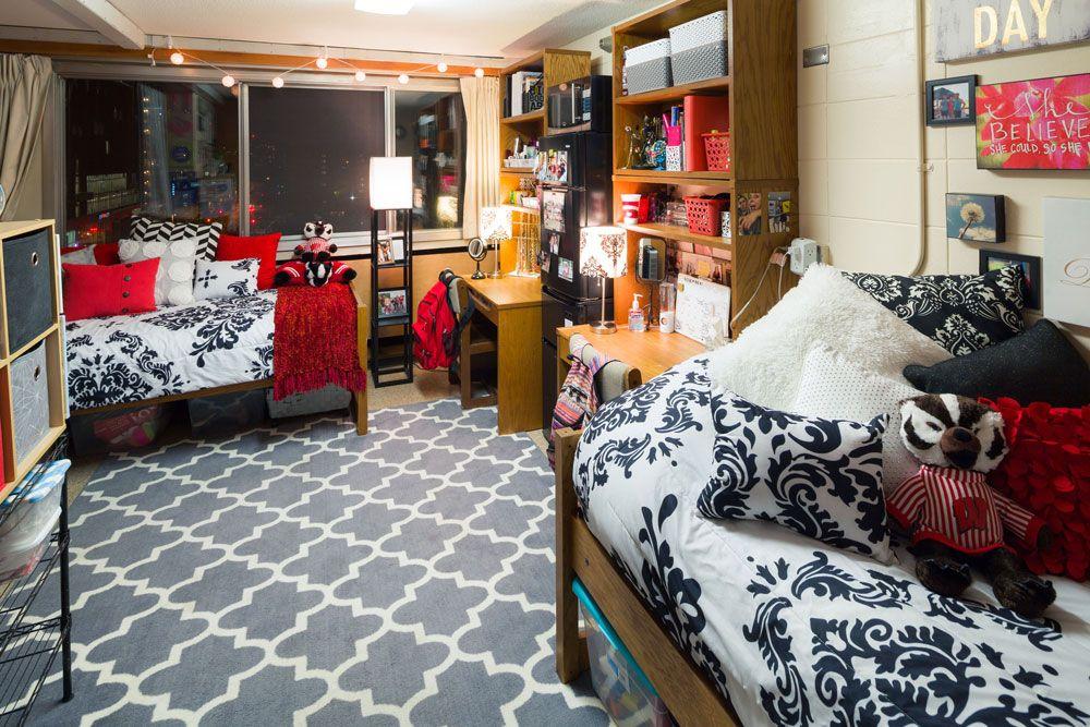 Sellery Hall Uw Housing Best Room Contest Finalist   Uwhousing