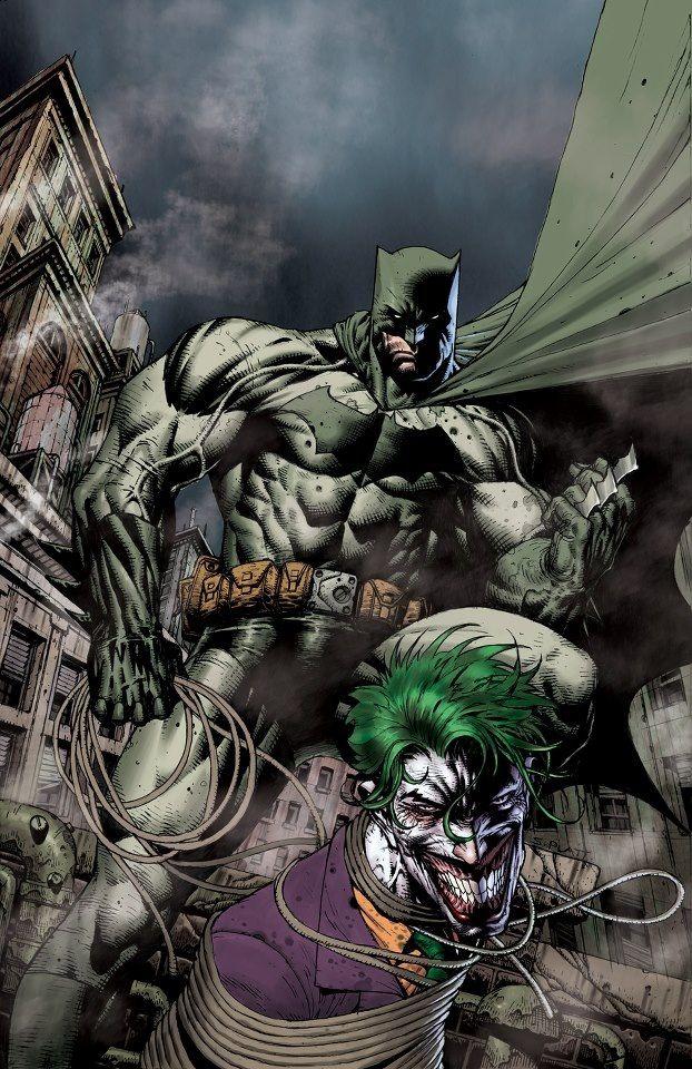 Stephen Platt - Batman Joker