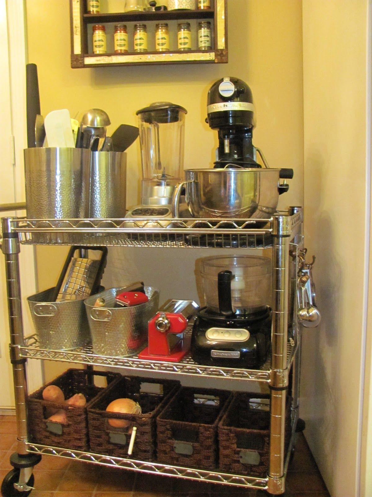 Uncategorized Where To Store Kitchen Appliances 17 best images about kitchen on pinterest hutch small kitchens and cabinets