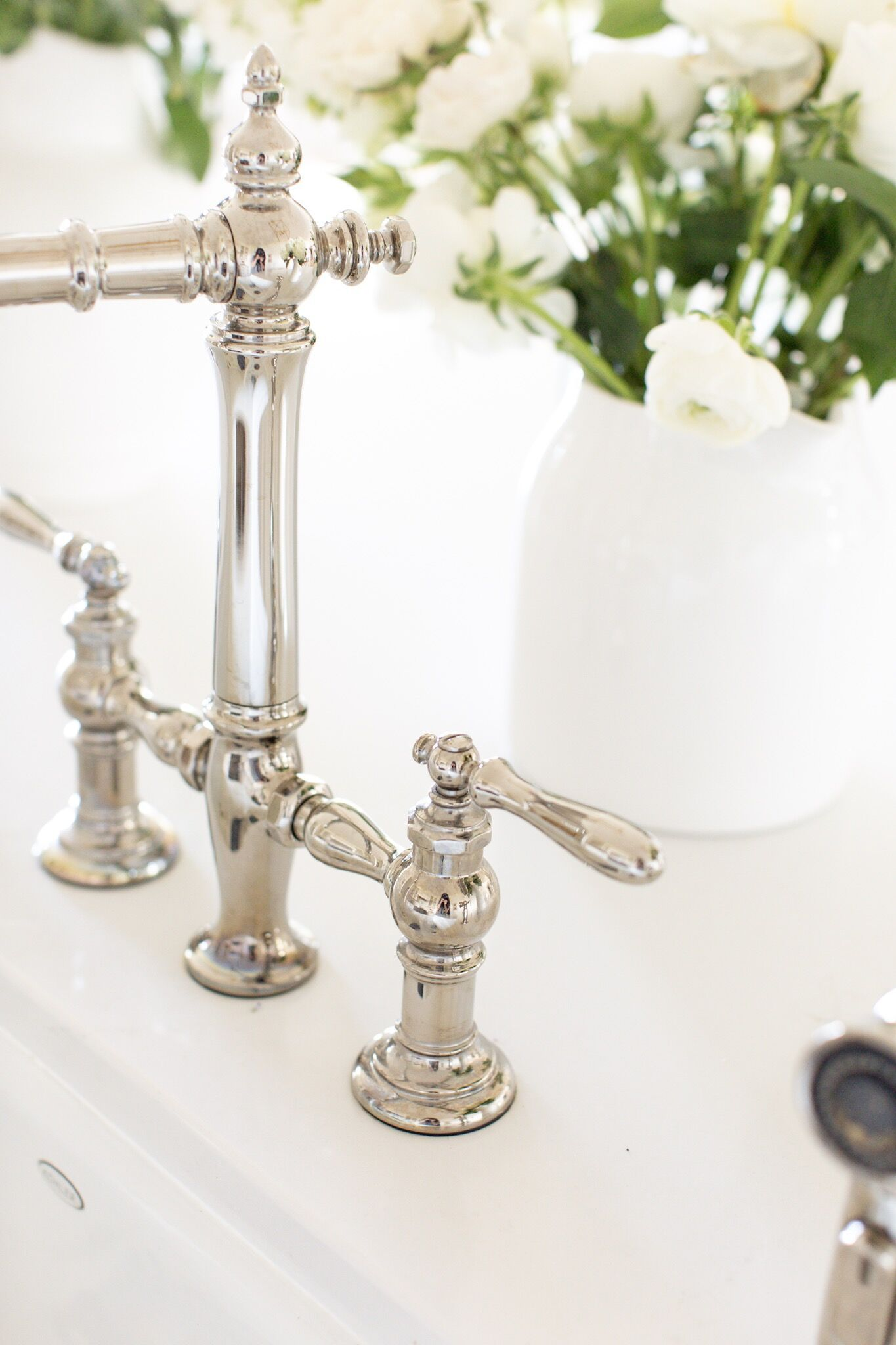 Our Top 14 Kitchen Features In 2020 Polished Nickel Faucet Kitchen Faucet Farmhouse Kohler Artifacts