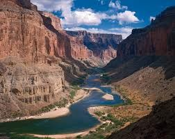 the grand canyon. It's on my bucket list