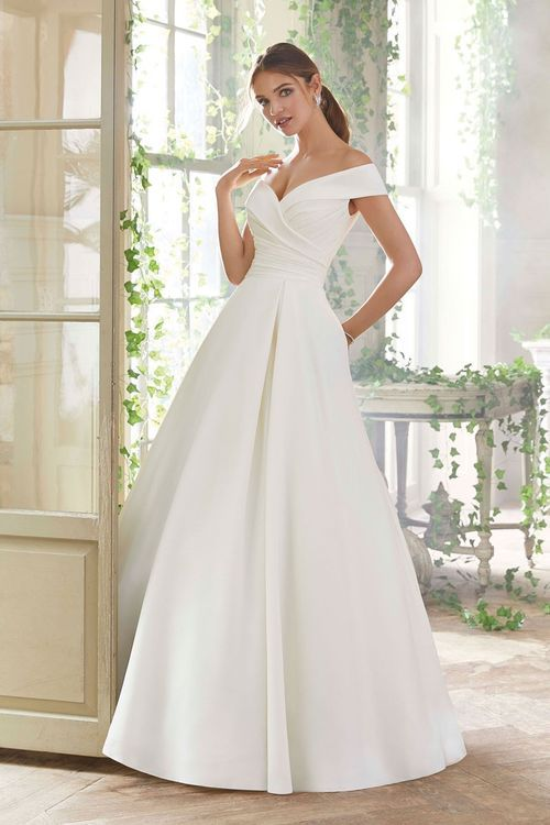 Wedding Dress out of Morilee by Madeline Gardner  - Providence