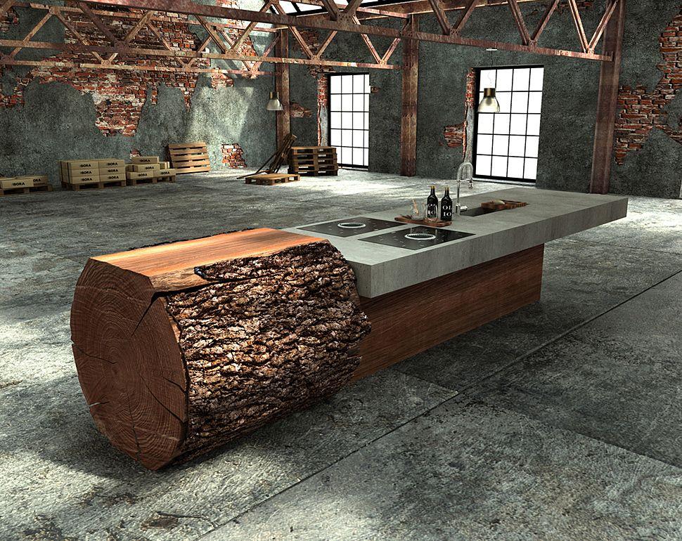 Außergewöhnlich Tree Inspired Furniture: 20 Stunning Designs