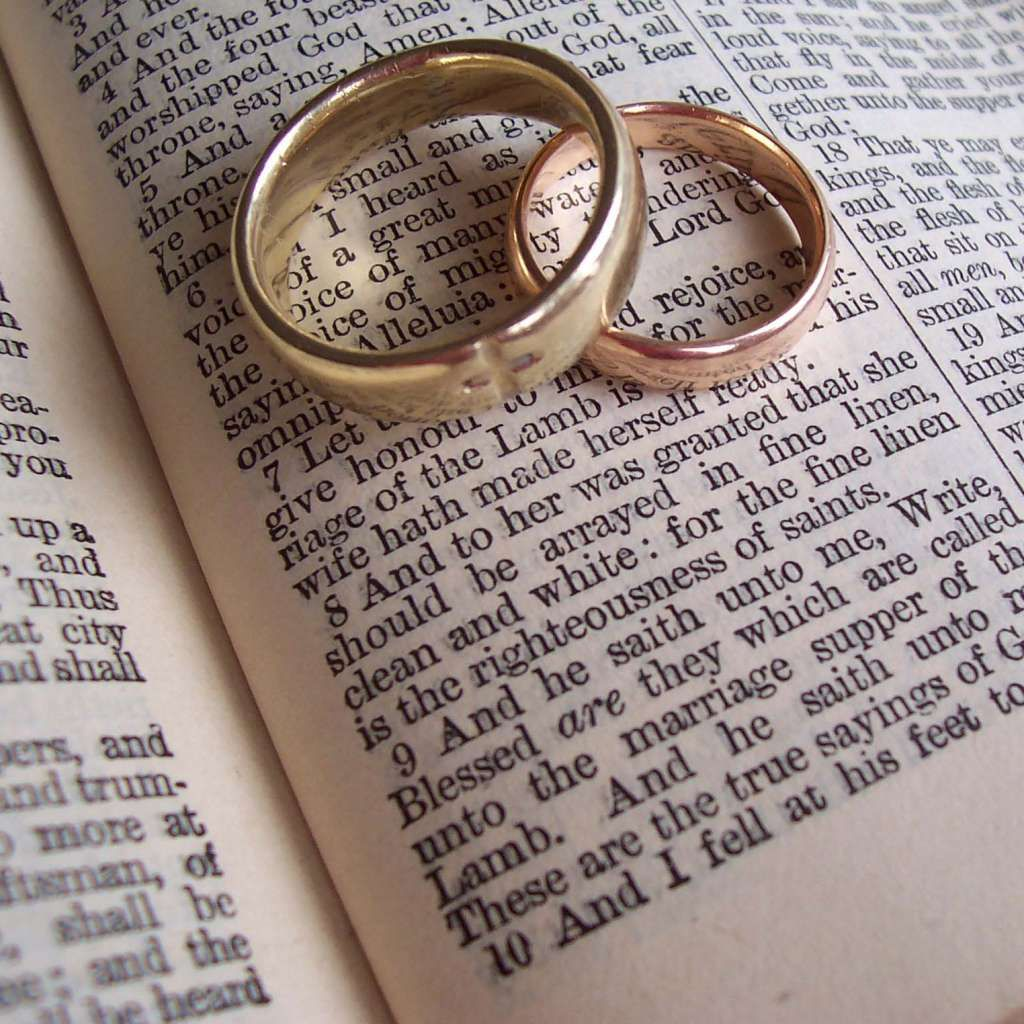 This Is A List Of Top Wedding Quotes From The Bible That Can Be Used
