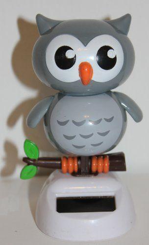 Bestseller Solar Dancing Owl 6 99 Solar Powered Toys Dancing Toys Solar Power