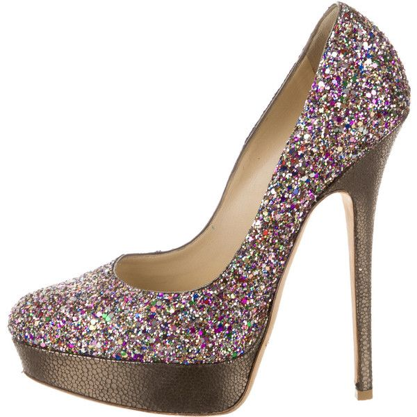 cheap with paypal for sale footlocker Jimmy Choo Glitter-Embellished Platform Pumps tumblr cheap online Inexpensive cheap online outlet store cheap online huqYvQ5CFx