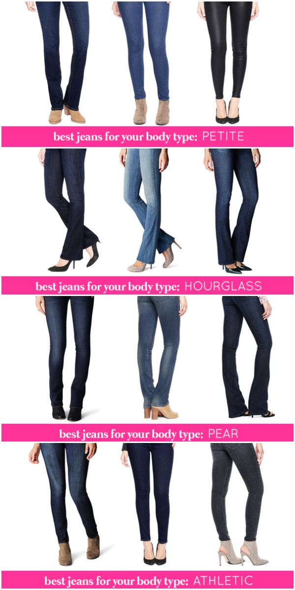 add93fc7b73188 The Perfect Jeans for Your Body Type in 2019 | Fashion Guides | Jean ...