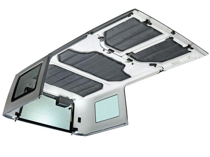 Rugged Ridge 3 Piece Hardtop Insulation Acoustical Deadener Kit