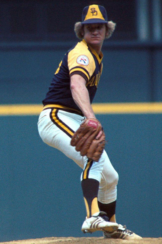 Randy Jones Padres baseball, San diego padres baseball