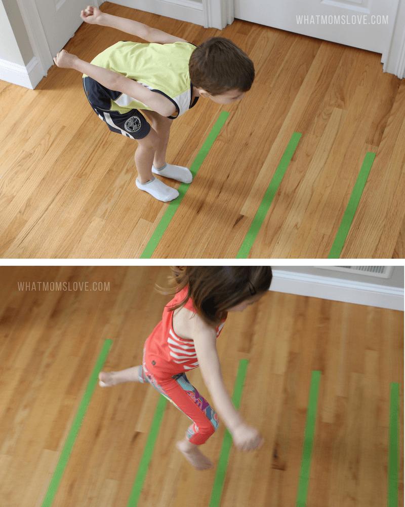 Actividades En Casa Para Ninos De 4 A 5 Anos 3 Juegos Mi Presco