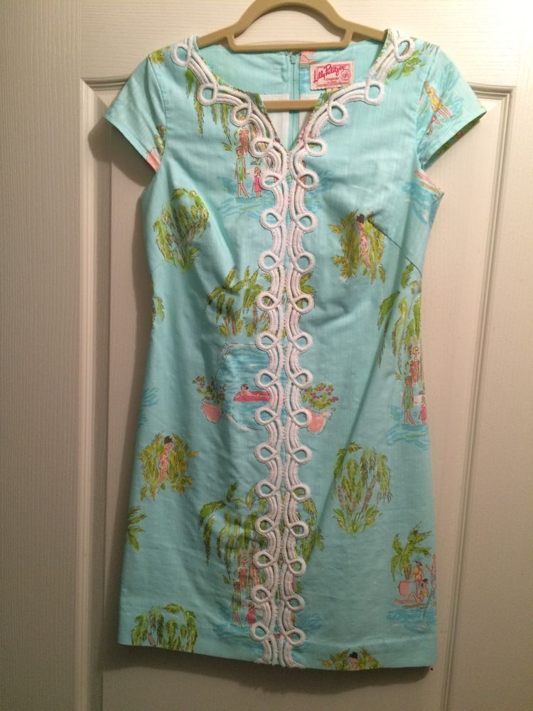 This is my favorite Lilly dress that I have.