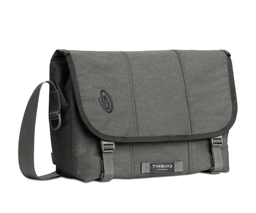 Timbuk2 Classic Messenger Gunmetal Tundra Small Bag Ebay Link