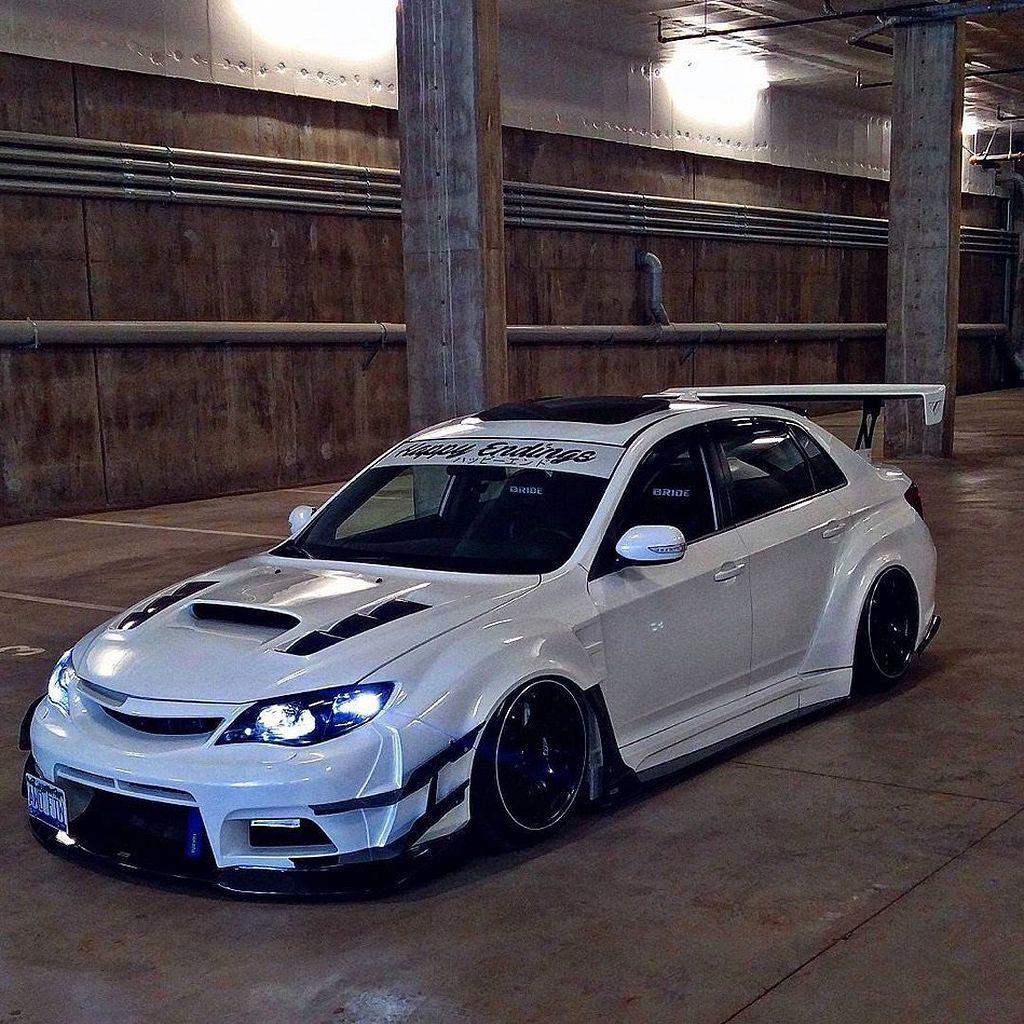 Ideas Modified Subaru Imperza hatchback Cooper | Subaru, Cars and ...