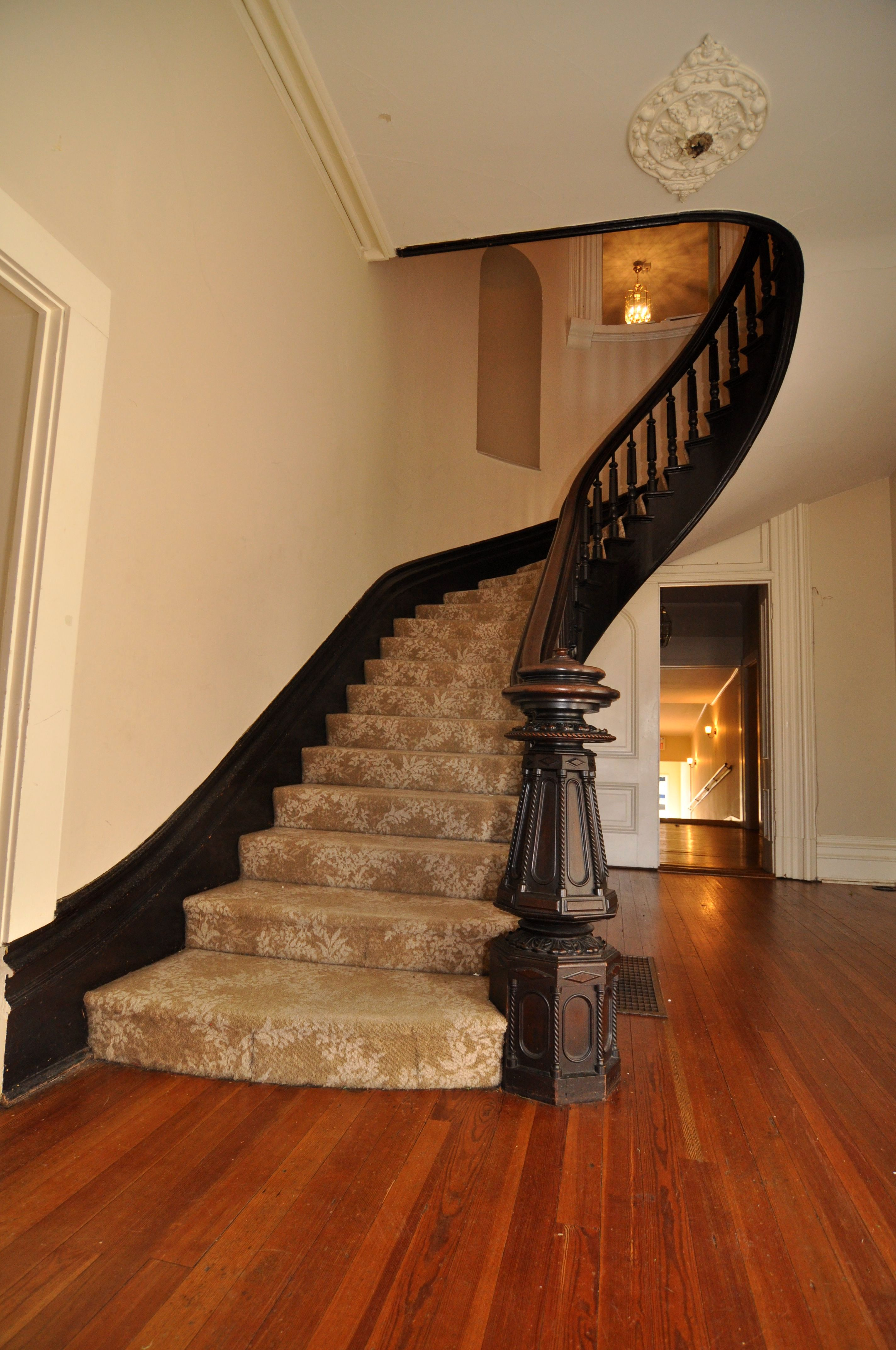 Best Twisted Handrail Stair Railing Stairs Real Good Toys 400 x 300
