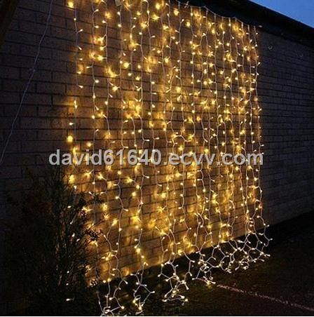 Christmas Light Curtain From China Manufacturer Manufactory Factory And Supplier On Christmas Light Curtains Warm White Fairy Lights Wedding Lights