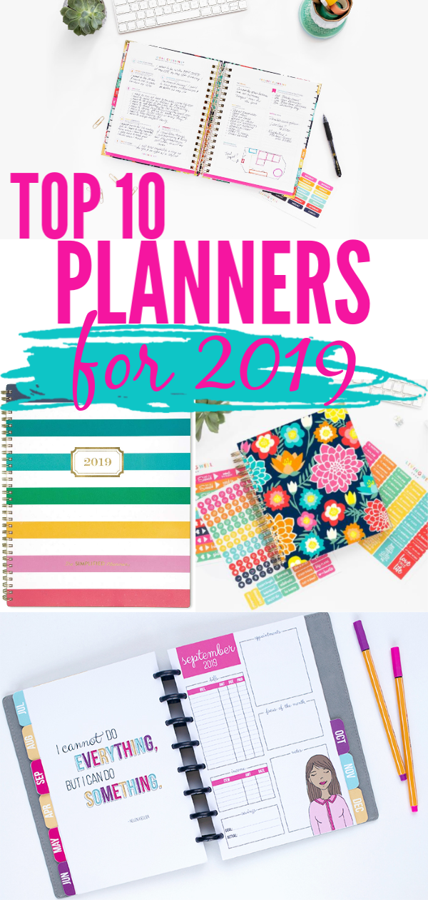 Best Planners And Organizers 2020.The Best Planners And Organizers For 2020 With Reviews