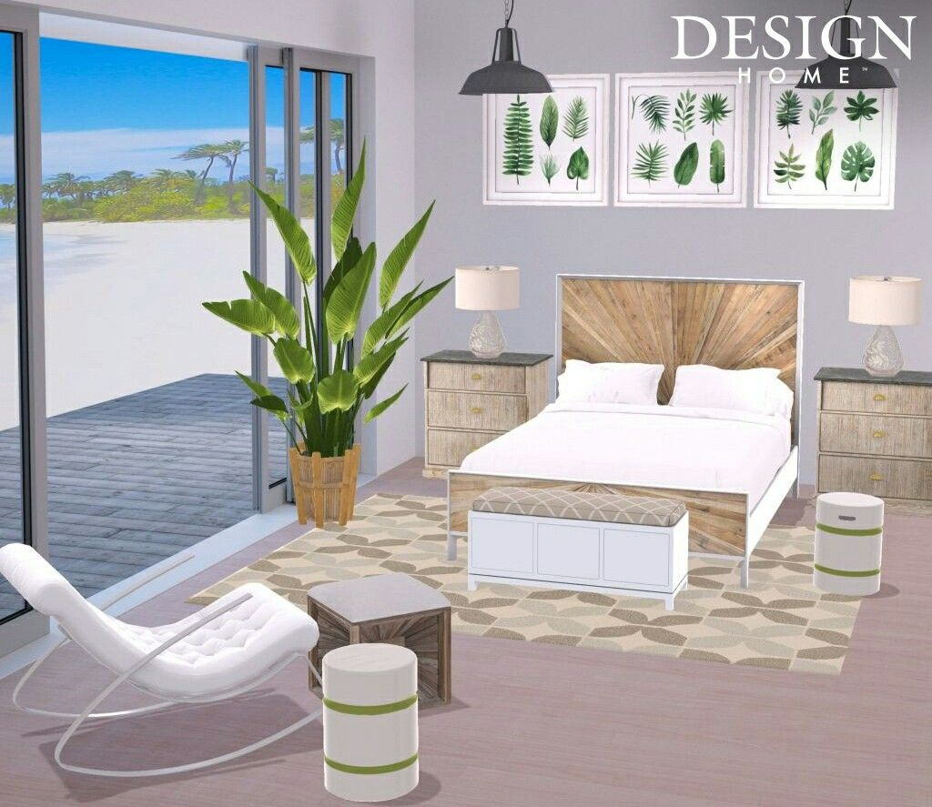 184 4.37 Bedroom: Contemporary Tropical Luxury | Outdoor ...