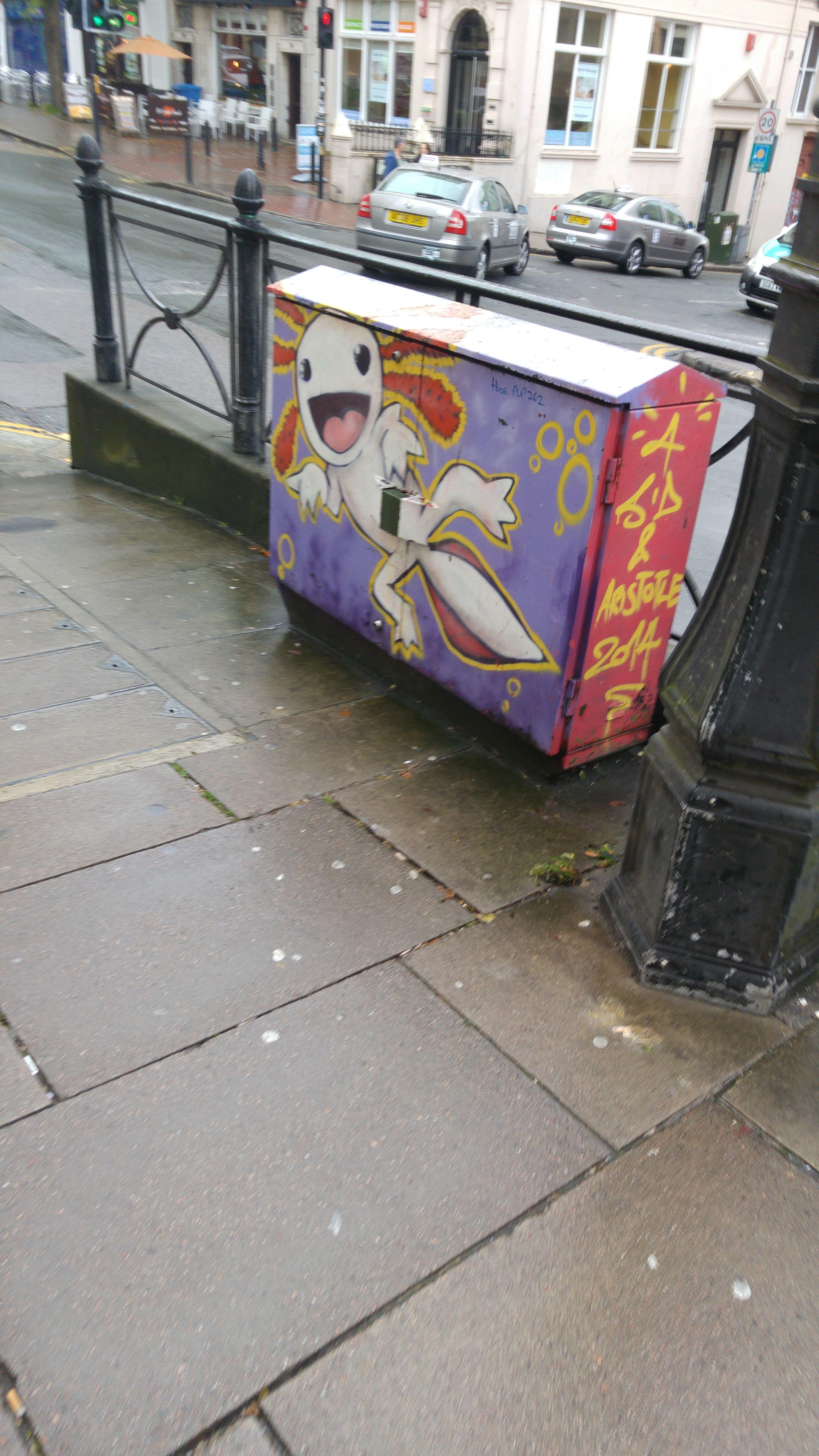 urbanartbomb #graffiti #bombing #graff #streetart - http://urbanartbomb.com/20151028_091242_burst06/ -  - Urban Art Bomb
