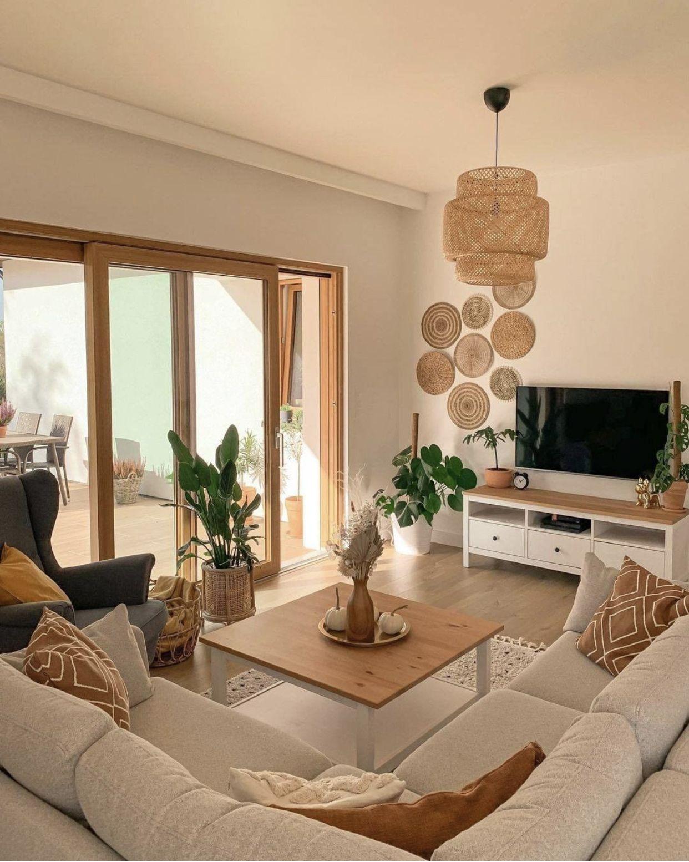 Pin On Decor Warm living room decor