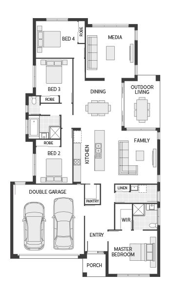 Coral homes the santorini series features house plans coral homes the santorini series features malvernweather Gallery