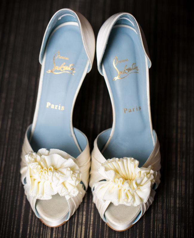 4ca3f33616ca Christian Louboutin Shoes    Photo  Ron Soliman    Featured  The Knot Blog