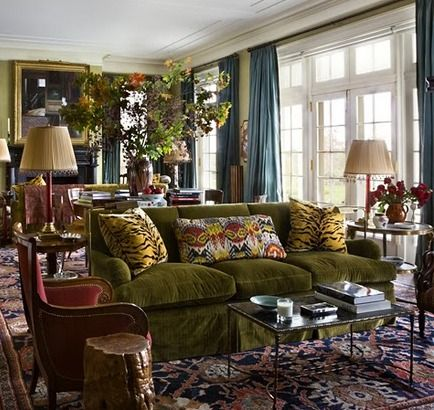 Stylish home: Decorating with animal prints   Interior ...