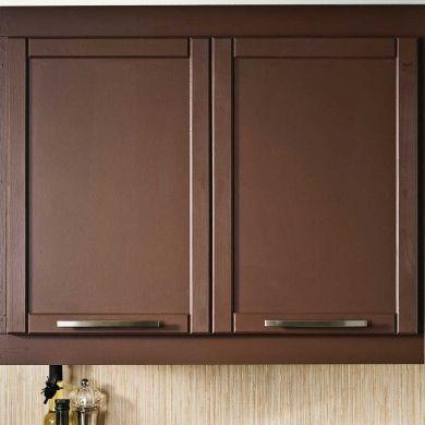 transformer une armoire de m lamine avec des moulures techniques renos pinterest armoires. Black Bedroom Furniture Sets. Home Design Ideas