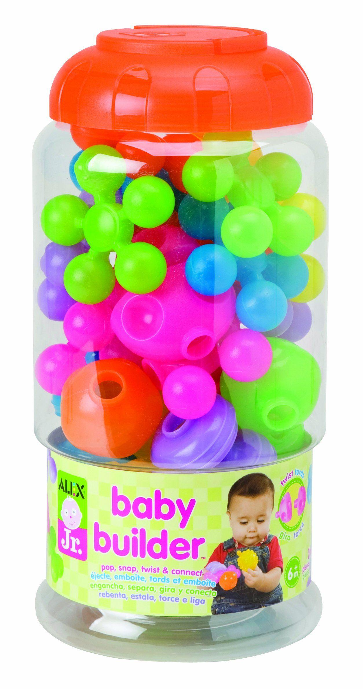 AmazonSmile ALEX Toys  Alex Jr Baby Builder  Toys u Games