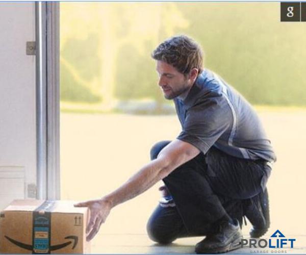 Safe Convenient Deliveries In Your Garage Amazon Delivery Increase Energy Efficiency Garage
