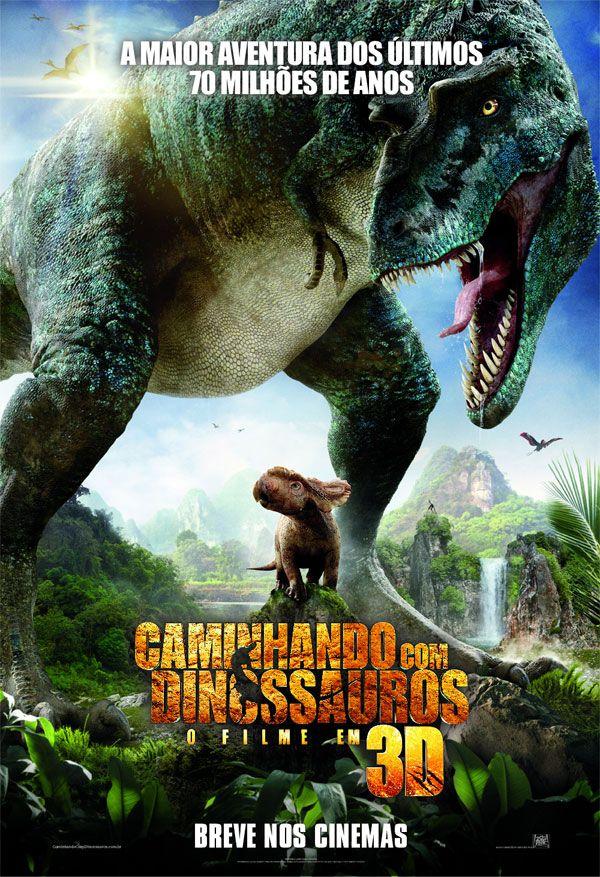 Caminhando Com Dinossauros Caminhando Com Dinossauros Dinossauros Filme 3d
